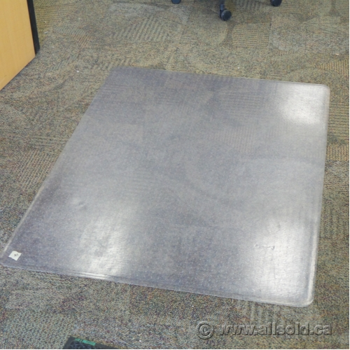 Rectangular Plastic Chair Mat For Carpet Allsold