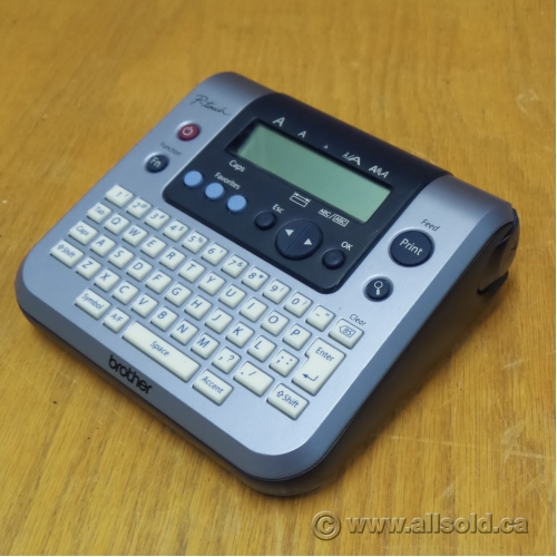Brother P-Touch PT-1280 Portable Label Printer Maker ...