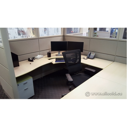 Teknion Systems Furniture Workstation Cubicles Buy Sell Used Office Furniture