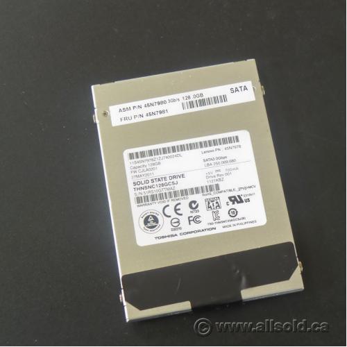 Toshiba Thnsnc128gcsj Solid State Sata 128gb 3 5 Quot Hard
