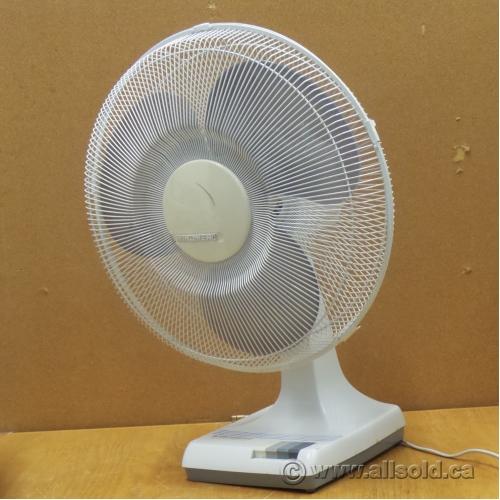 Treadmill Desk Gumtree: Windmere DF-16 3 Speed Oscillating Desk Fan