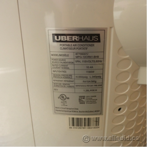 Air Conditioner Uberhaus Air Conditioner