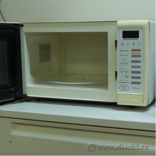 Panasonic Genius White 800w Microwave Oven Allsold Ca