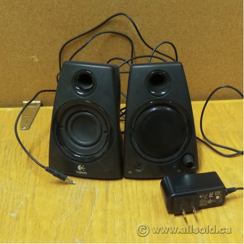 Logitech Z130 Computer Speakers Allsold Ca Buy Amp Sell