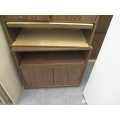Small TV Stand  With slot for DVD and Storage
