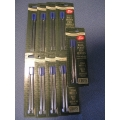 Lot of 16 Assorted Pen Refills Cross, Sheaffer