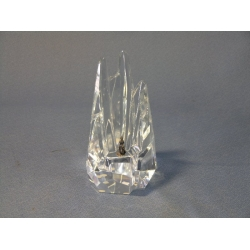 Crystal Sculpture by cristal sevres France Iceburg witb