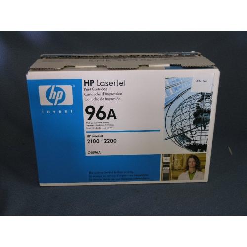 HP Laser Jet Print Cartridge 96A - Allsold ca - Buy & Sell