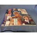 Complete Lot of 12 Playboy Magazine 1989 50 Beautiful