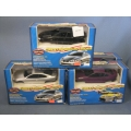 Lot of 6 Great American Rides Polar Lights Pontiac GTO