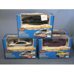 Lot of 5 Great American Rides Polar Lights Pontiac GTO
