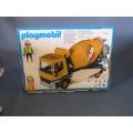 Playmobil Cement Mixer Truck 3263