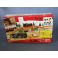 Plan Toys Wooden Rail Set 60970
