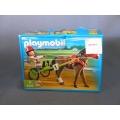 Lot of 3 Playmobil Horse Jockey 4192