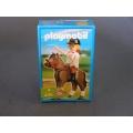 Lot of 2 Playmobil Horse Rider 4191