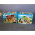 Playmobil Pig Veterinarian 4495 Chicken Coop 4492
