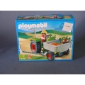 Playmobil Farmer tractor 4497