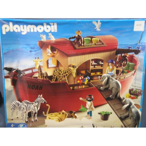 Playmobil Noah S Arc 3255 Allsold Ca Buy Amp Sell Used