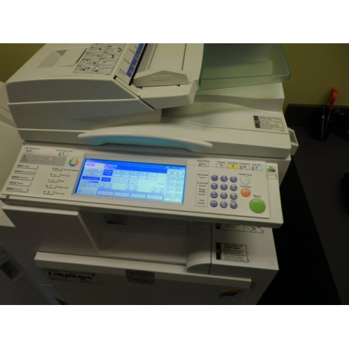 ricoh scanner how to add email