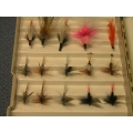 Dragonfly Performance Fly Fishing Case & 15 Hooks