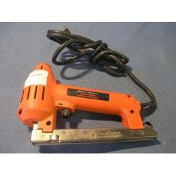 Black Amp Decker Electric Stapler Allsold Ca Buy Amp Sell