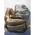 Lot of 3 Assorted Camera Bags