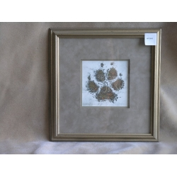 Bev Doolittle Walk Softly Paw Print Picture 34810/40192