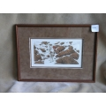 Bev Doolittle HIDE AND SEEK Print Picture 16321D/25000