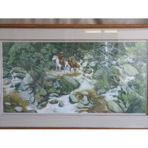 Bev Doolittle The Forest Has Eyes 1303 8534 Allsold Ca