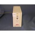 APC  Back-UPS CS 350 UPS - 210 Watt - Lead acid