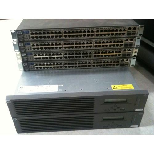 Hp Storageworks 6100 Enterprise Virtual Array Eva