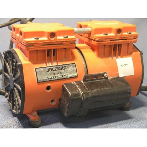 Jelenko Oil Less Vacuum Pump Allsold Ca Buy Amp Sell