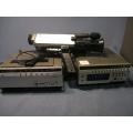 RCA  Color Camera VHS Recorer Channel Changer