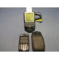 Lot of 3 black berry 7130e x 2 black berry 2002x1