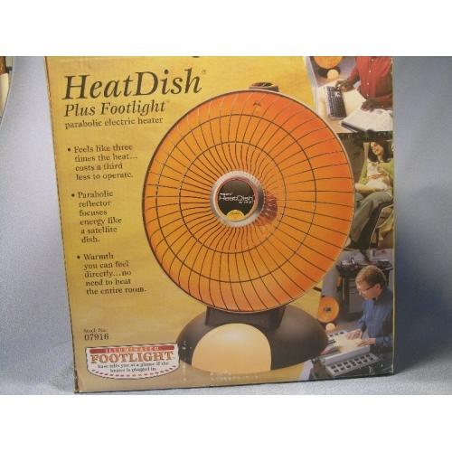 Presto Heat Dish Parabolic Electric Heater Allsold Ca