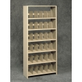 Tennsco Open Shelf Tab File Shelving & Rolling Systems