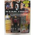 Star Trek Generations Commander William T Riker Action Figure