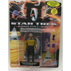 Star Trek Generations Lieutenant Comm Geordi LaForge