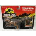 Jurassic Park Velociraptor with Dino-Strike Slashing