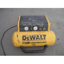 DeWalt Emglo Portable Air Compressor 1.2 HP - Allsold.ca - Buy & Sell ...