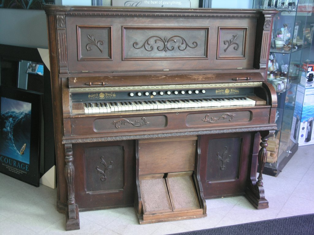 36 Office Furniture Donation Calgary Antique Bowmanville Pump Pedal Organ Black Bonded