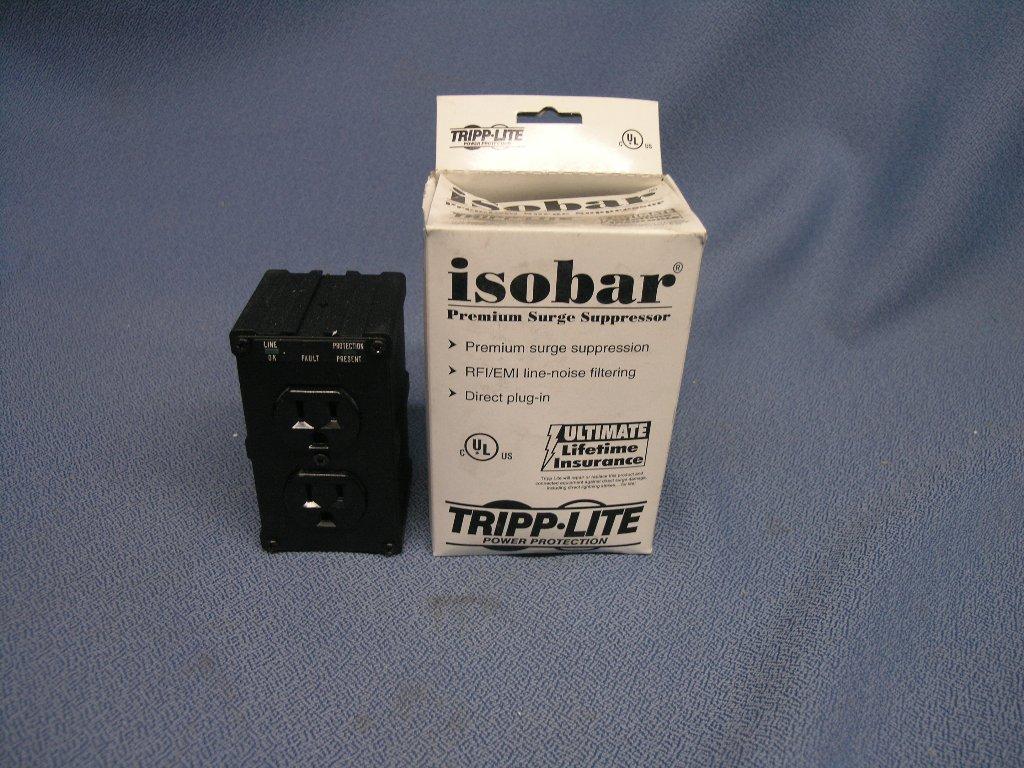 12x Tripp Lite Isobar Ultrablok 428 Surge Suppressor