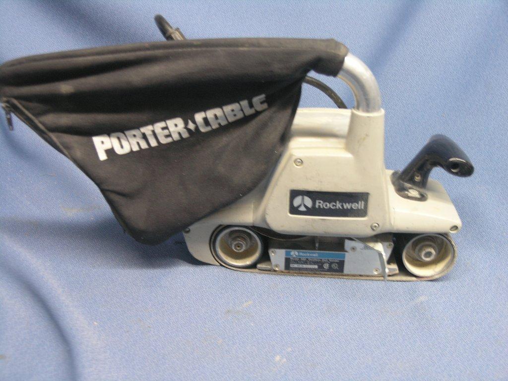 Rockwell 360 Dustless Belt Sander 3 Quot Allsold Ca Buy