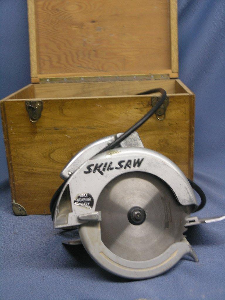 Skilsaw 858c Super Duty 8 1 4 Quot Circular Saw W Case
