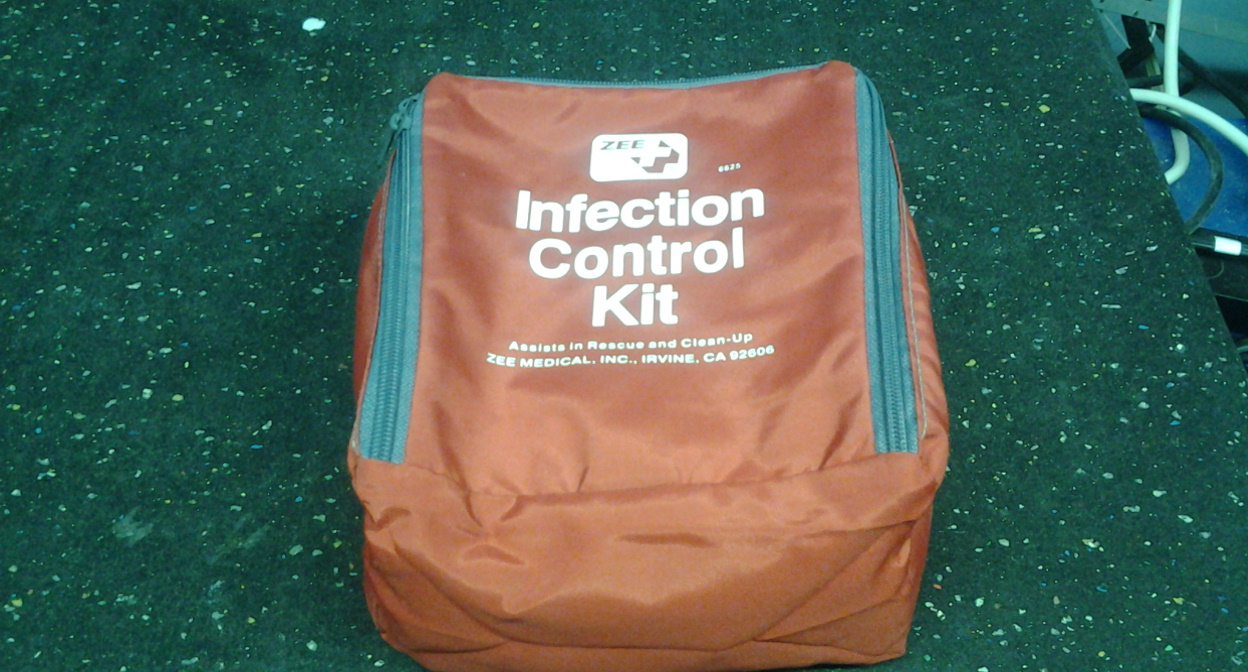 Zee Infection Control Kit 6625 Allsold Ca Buy Amp Sell