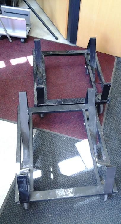 Ki Matrix 1100 Series Stacking Chair Cart Dolly Allsold