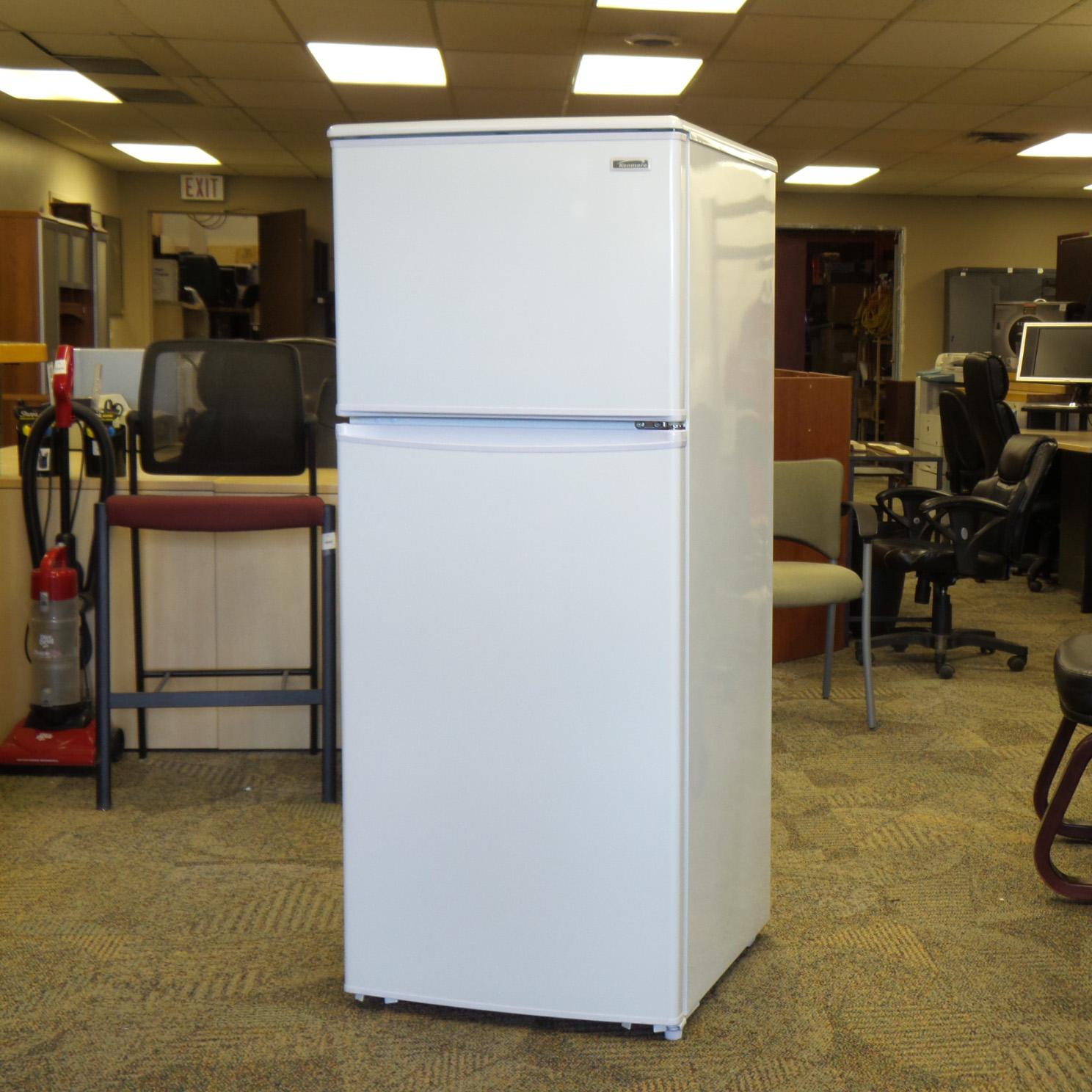 Kenmore White Compact 10 Cu Ft Top Freezer Refrigerator