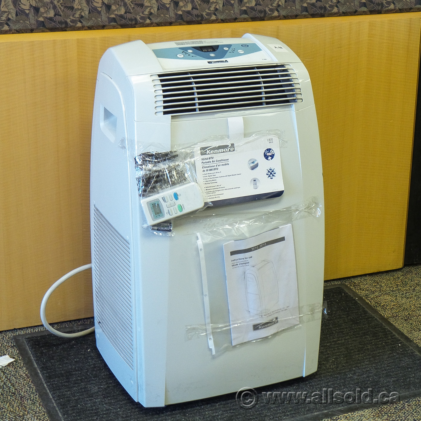 #95782B Kenmore C100 Portable 10 000 BTU A/C Air Conditioner  Brand New 10371 Air Conditioner Kenmore images with 1413x1413 px on helpvideos.info - Air Conditioners, Air Coolers and more