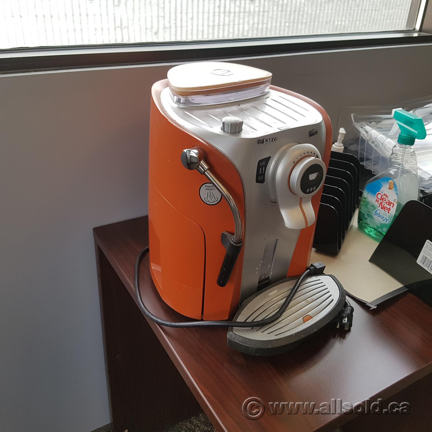 Saeco Odea Giro Plus Coffee Maker Automatic Espresso