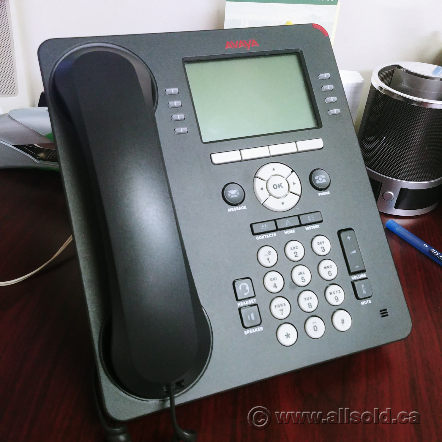 Anatel Avaya 9608 IP Deskphone